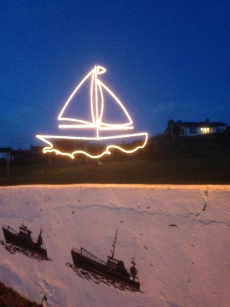 Christmas Boat 2015